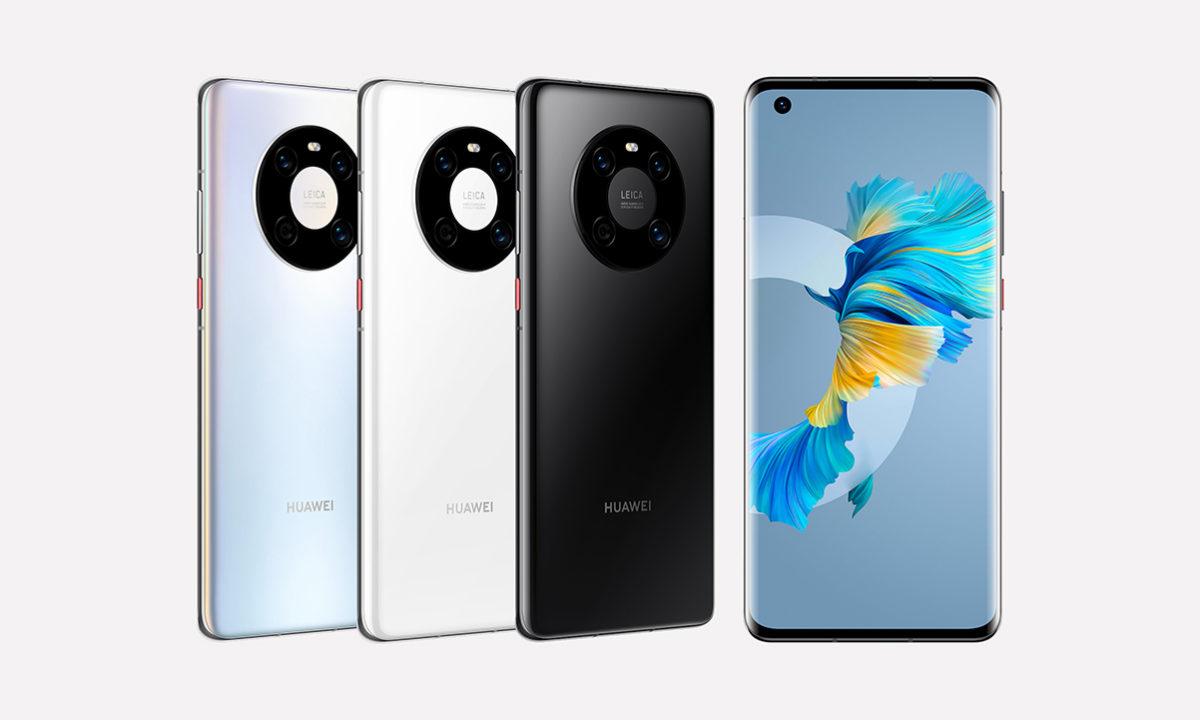Huawei Mate 40E 5G Colores