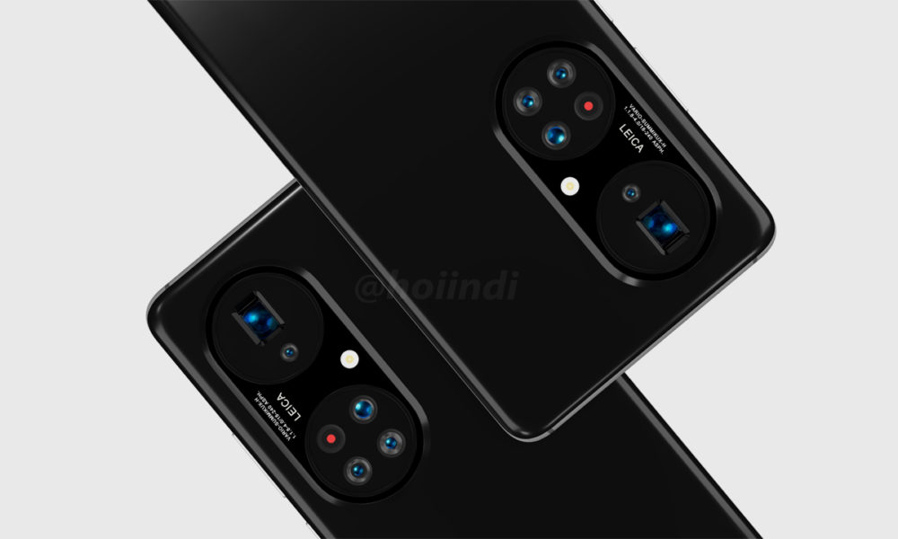 Huawei P50 Pro Plus filtrado: así se verán sus cámaras