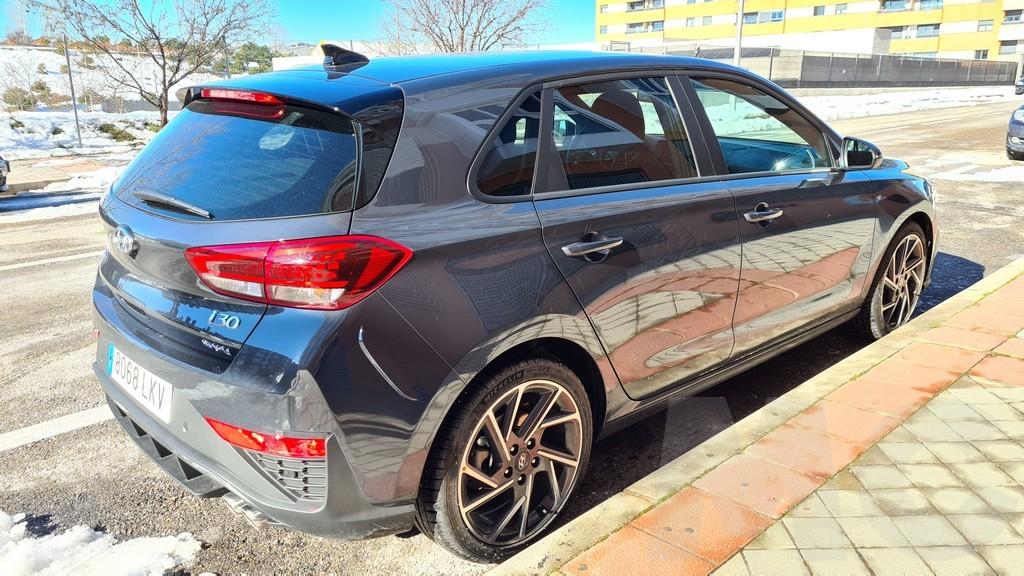 Hyundai i30 2020, constancia 43