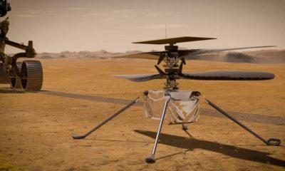 Ingenuity lleva un fragmento de la primera aeronave de los hermanos Wright