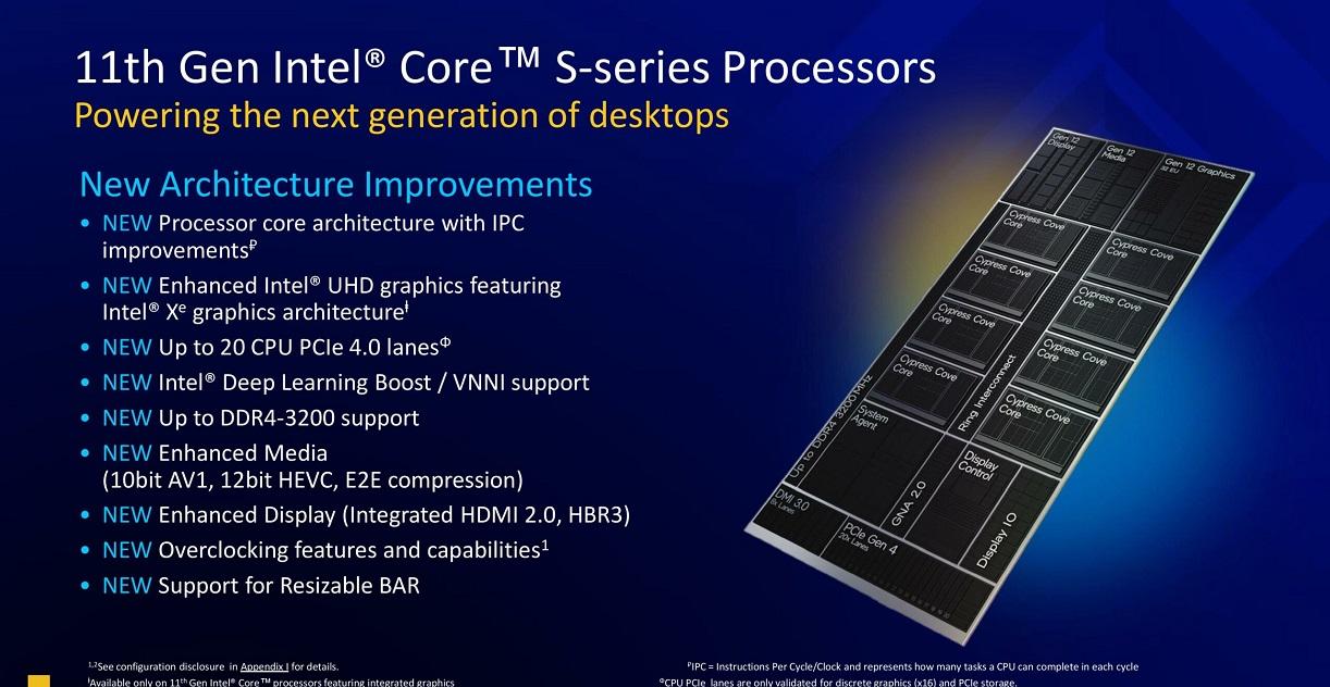 Nuevos procesadores Intel Rocket Lake-S: todo lo que debes saber 35