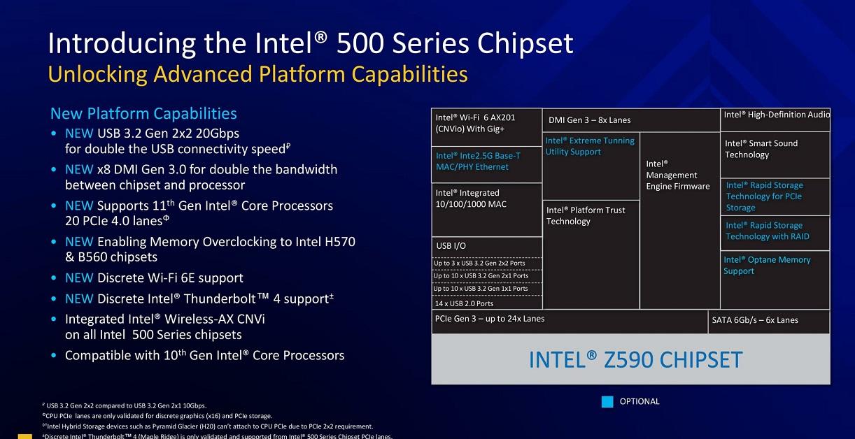 Nuevos procesadores Intel Rocket Lake-S: todo lo que debes saber 39