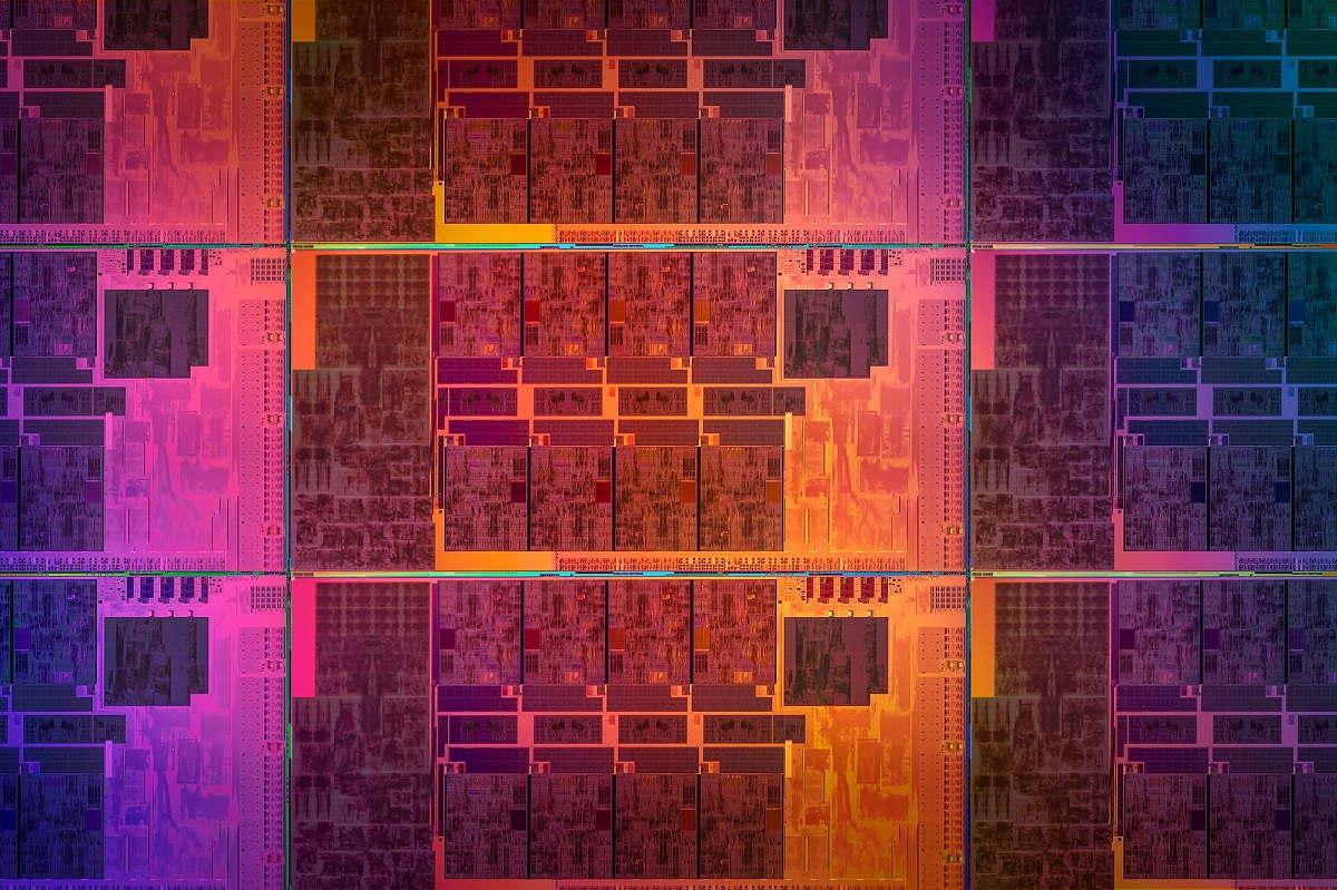 Intel Rocket Lake-S silicio