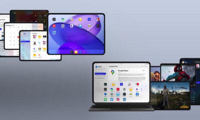 JingPad A1 tablet Linux
