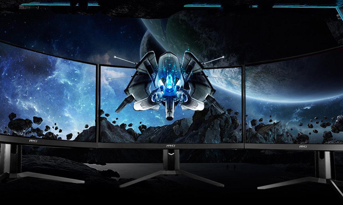 MSI Optix MAG272CQP Monitor Gaming