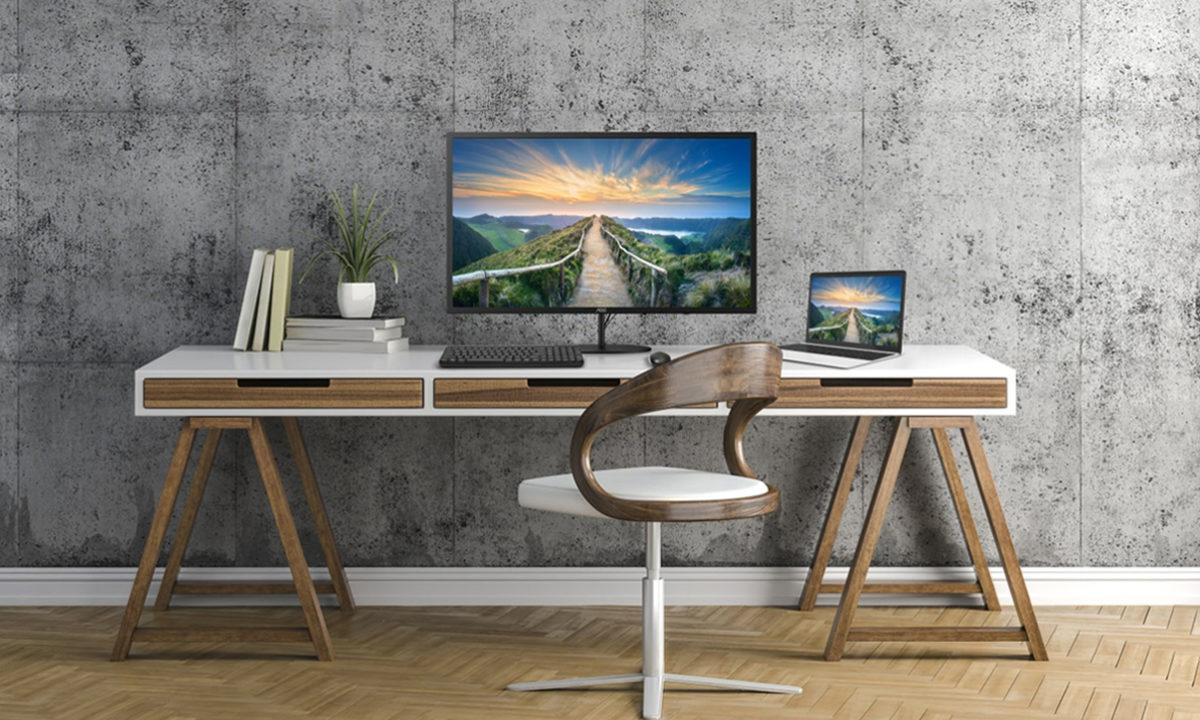 Monitores AOC V4 Series