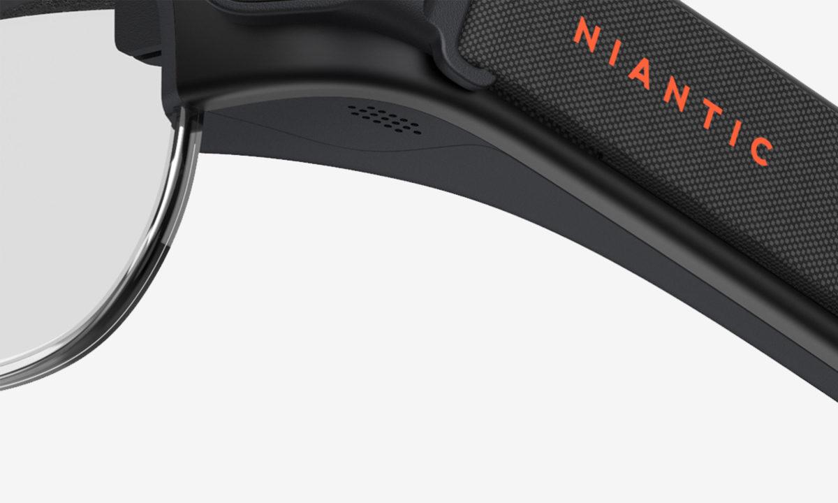 Niantic Gafas AR Realidad Aumentada