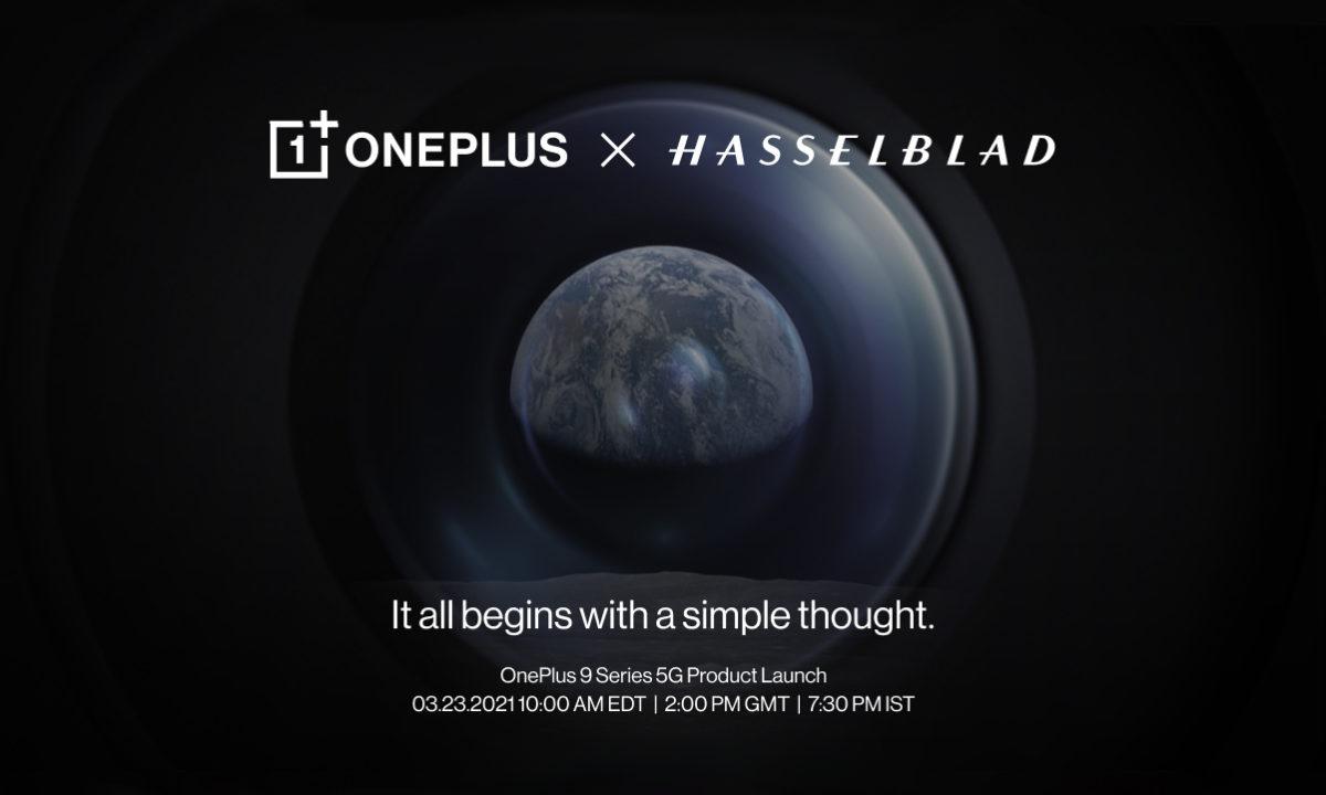 OnePlus 9 camara Hasselblad