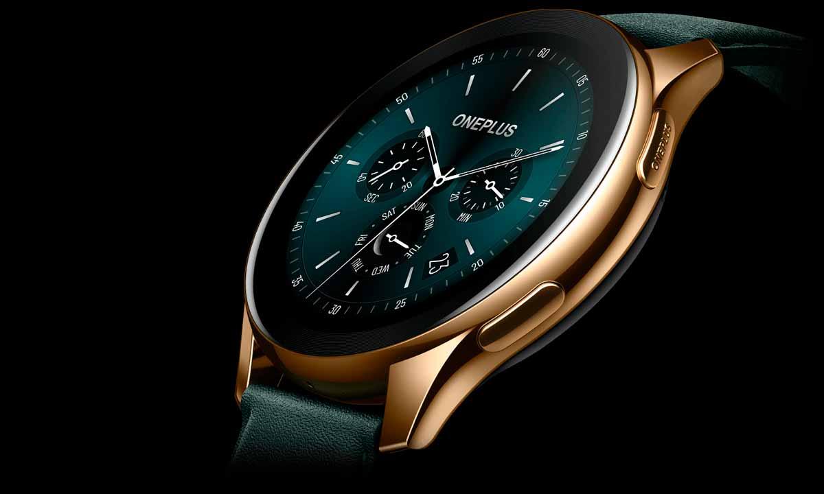 OnePlus Watch: el esperado smartwatch de OnePlus ya es una realidad