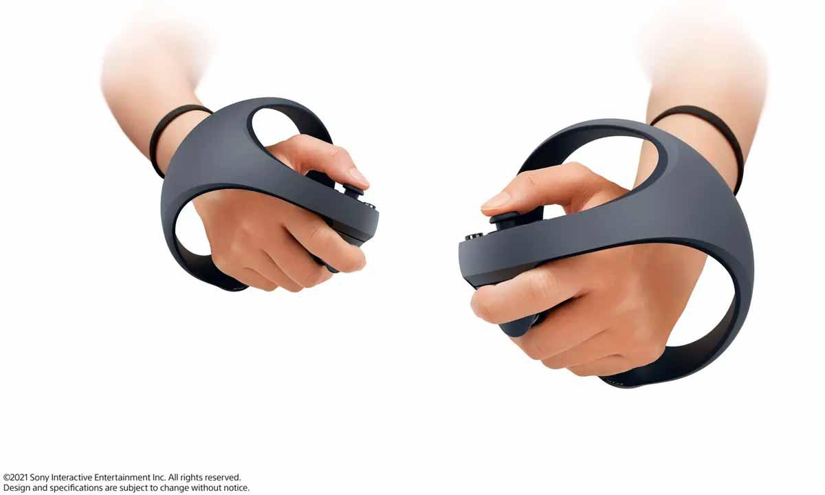 Controles VR de PS5: Sony los ha mostrado y son prometedores