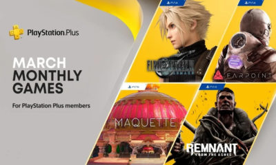 PlayStation PS Plus juegos gratis Final Fantasy VII Remake