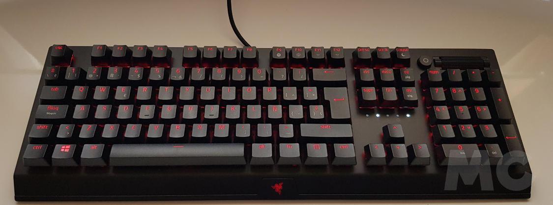 Razer BlackWidow V3, analizamos un pionero en teclados mecánicos para juegos 35