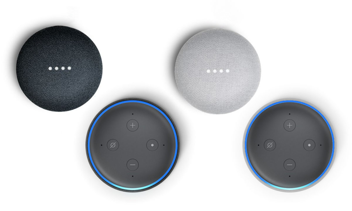 Regalos dia del padre altavoz inteligente Amazon Echo Google Nest