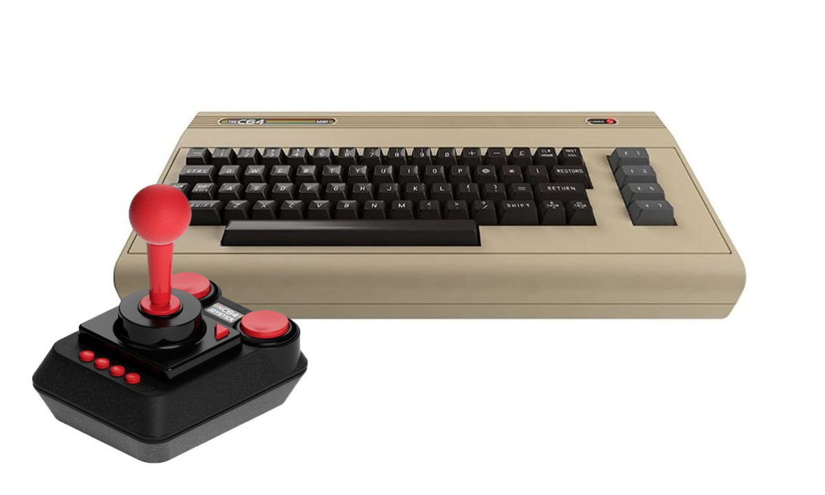 Regalos dia del padre consola retro The C64 Mini