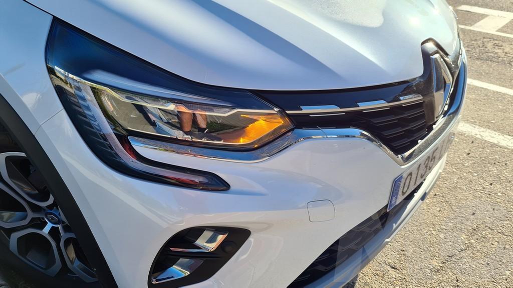 Renault Captur e-Tech, narrativa 36