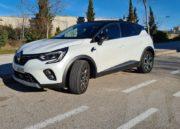 Renault Captur e-Tech, narrativa 76