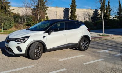 Renault Captur e-Tech, narrativa 110