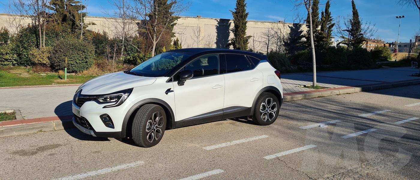 Renault Captur e-Tech, narrativa 33