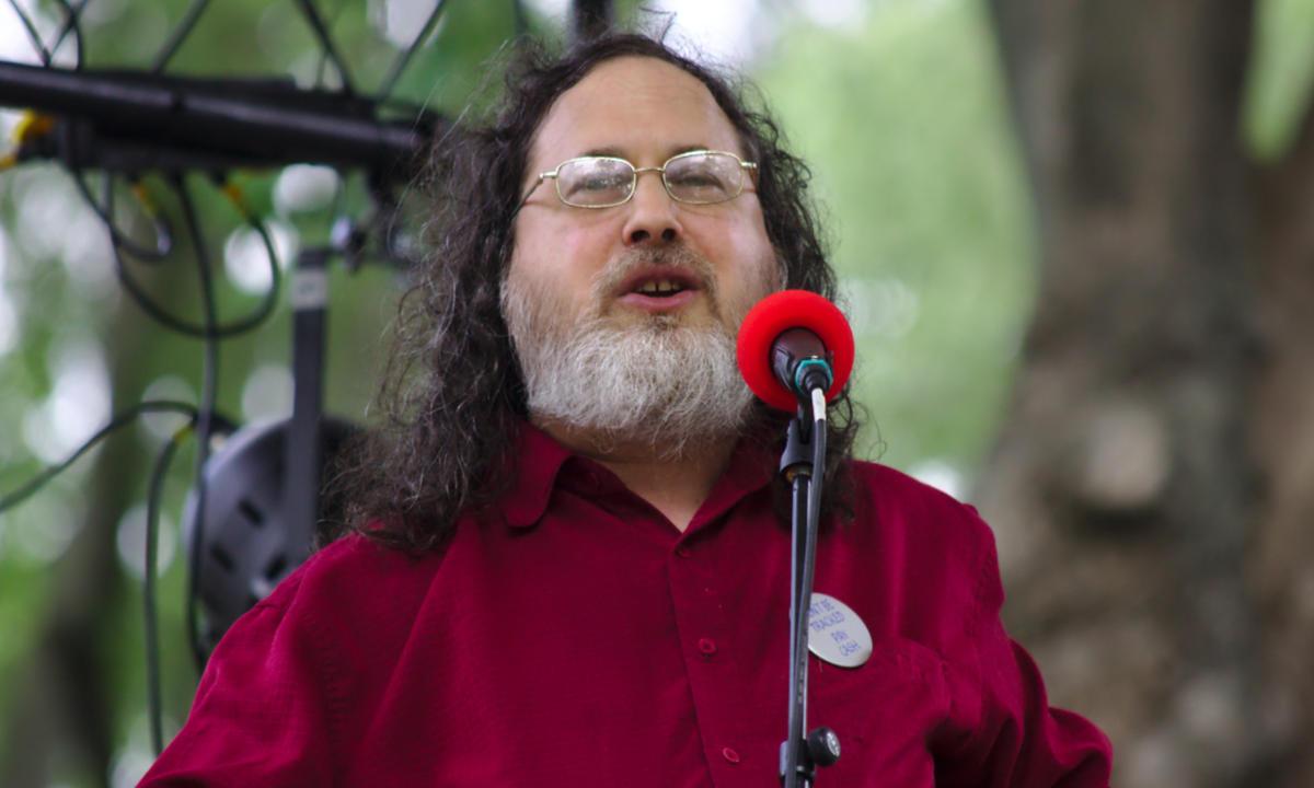 Richard Stallman regresa al consejo de la Free Software Foundation 27