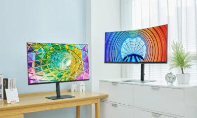Samsung monitores de alta resolución 2021