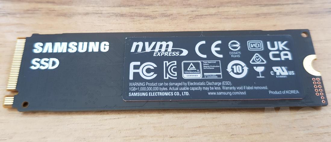 Samsung SSD 980: alto rendimiento y bajo precio para almacenamiento de consumo 31