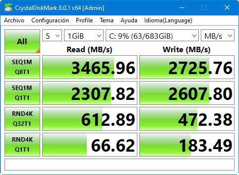 Samsung SSD 980: alto rendimiento y bajo precio para almacenamiento de consumo 43