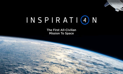 SpaceX Inspiration4 Tripulacion Civil