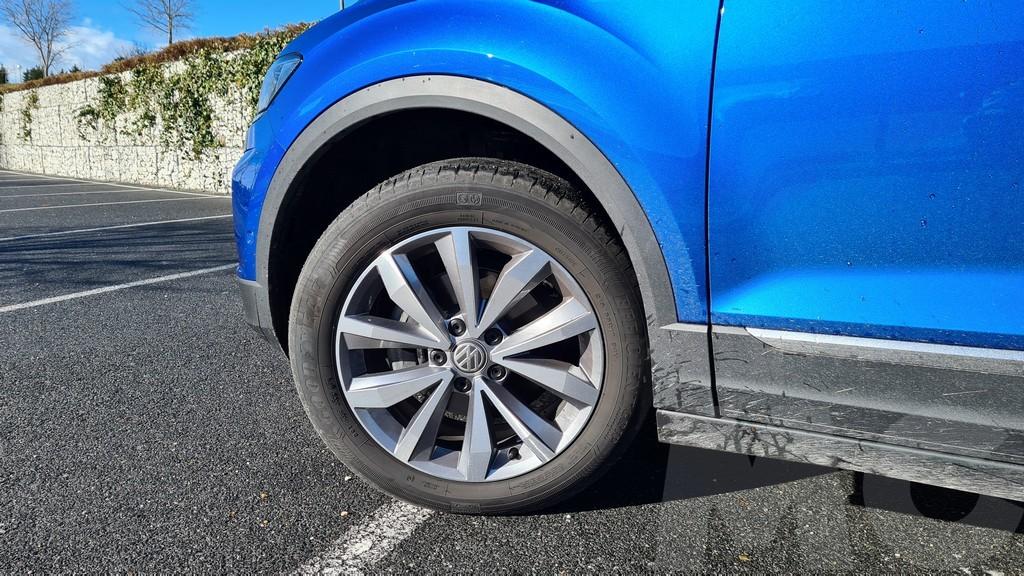 Volkswagen T-Roc Cabrio, descubrimiento 46