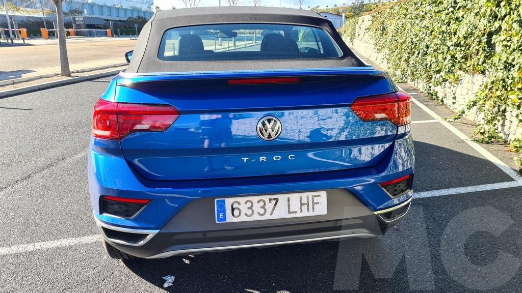 Volkswagen T-Roc Cabrio, descubrimiento 38