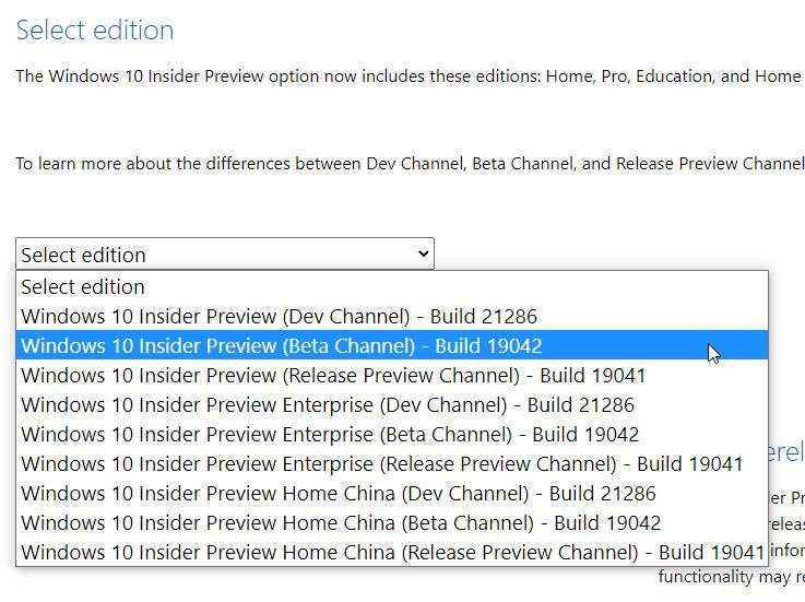 Microsoft publica Windows 10 21H1 beta para cualquier usuario ¿Quieres probarlo? 33
