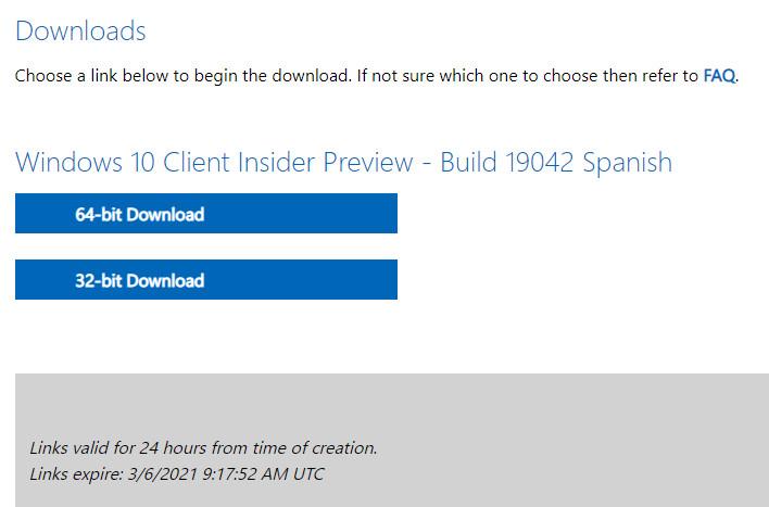 Microsoft publica Windows 10 21H1 beta para cualquier usuario ¿Quieres probarlo? 35