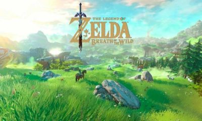 Zelda Breath of the Wild en VR: recorre Hyrule en 4K