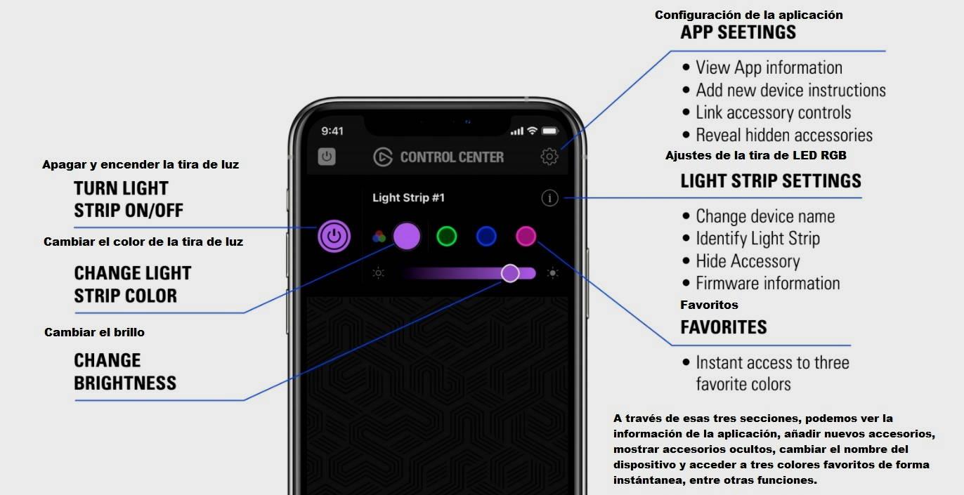 Elgato Light Strip, análisis: da color a tu mundo 45