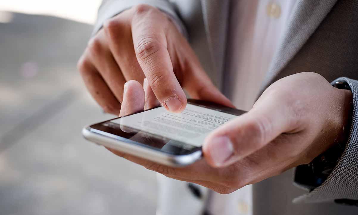 Omitir actualizaciones de iOS: puede que pronto sea posible