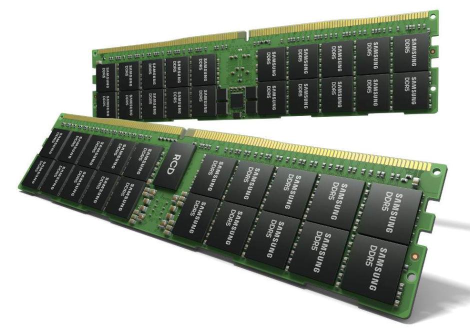módulo DDR5