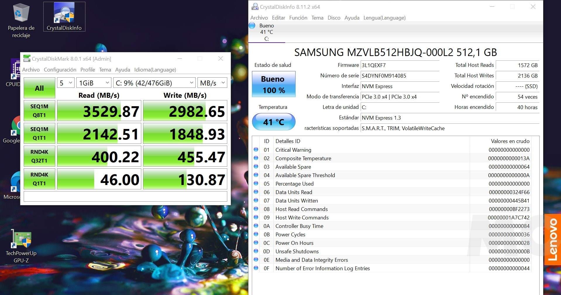 Lenovo Yoga C940, análisis: un convertible equilibrado 51