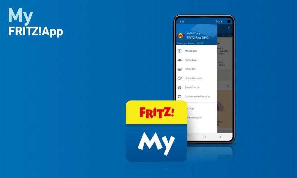 AVM FRITZ!App Fon, MyFRITZ!App y FRITZ!App WLAN: Un vistazo a sus posibilidades