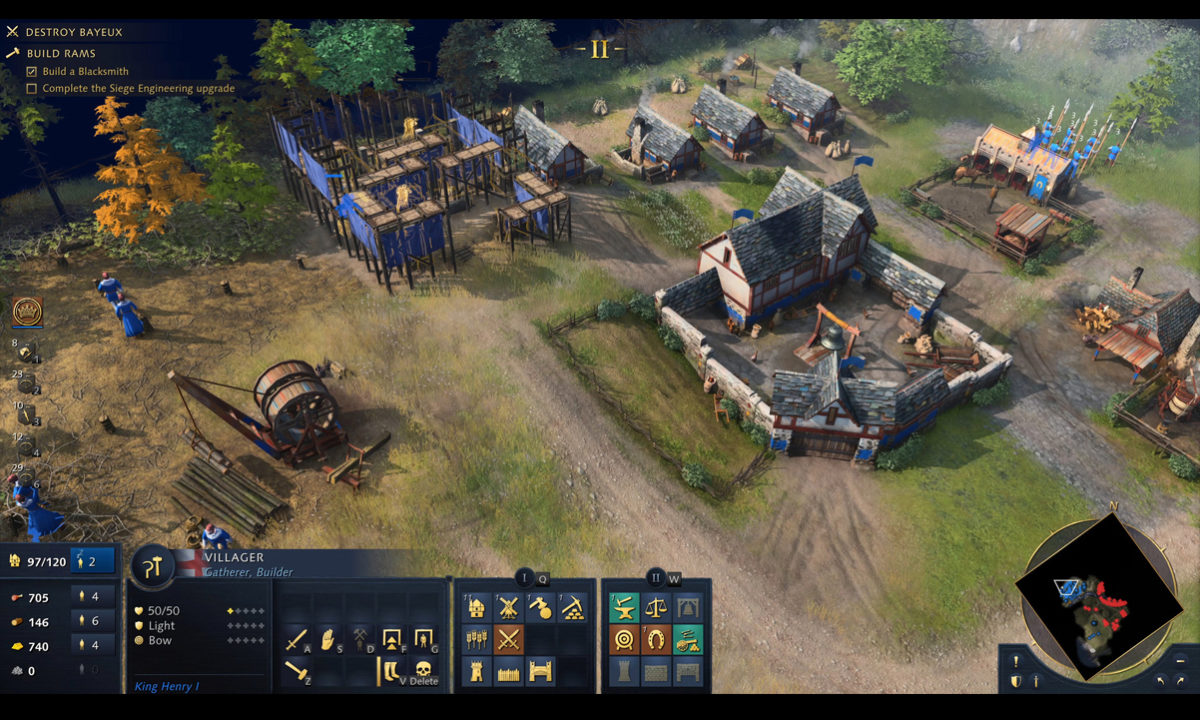 Age of Empires IV teases trailer, release date, and imminent beta