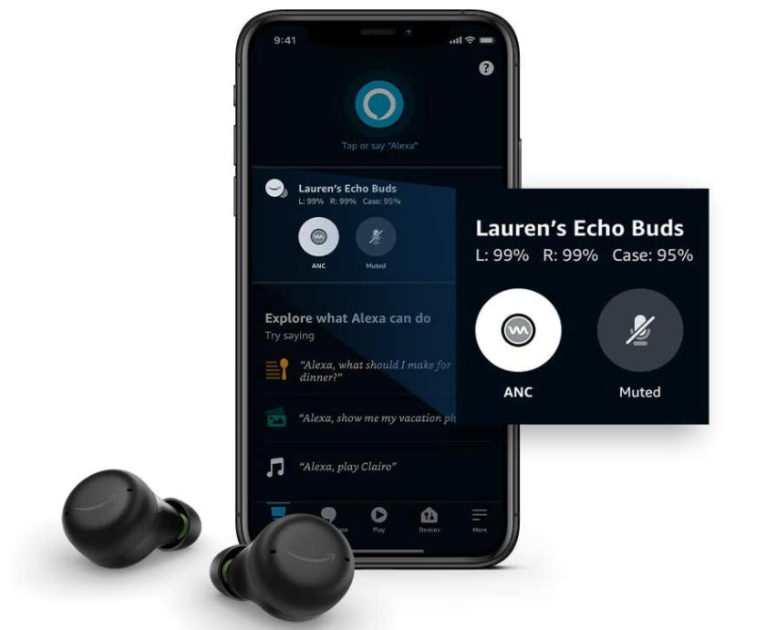Amazon Echo Buds