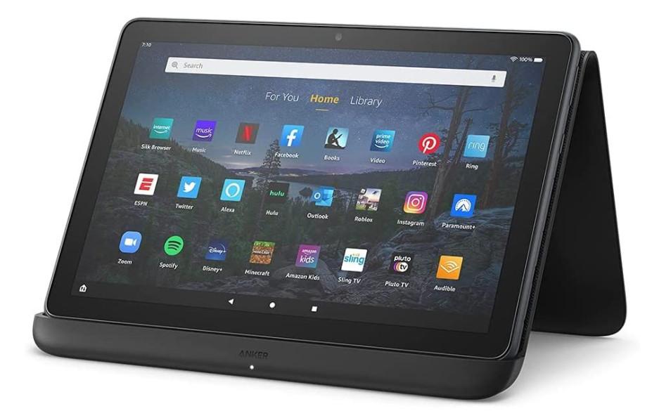 Amazon actualiza sus tablets Fire HD 10 con mejor hardware y suscripción a Microsoft 365 33