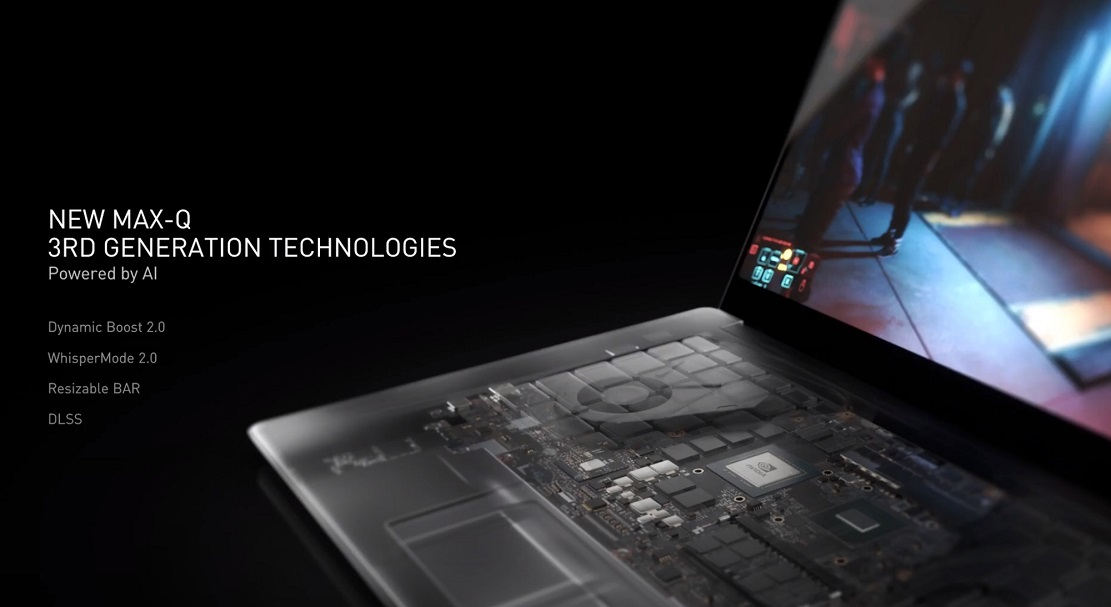 GeForce RTX 30 Mobile