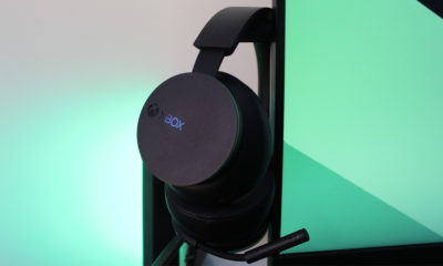 Análisis Xbox Wireless Headset Review