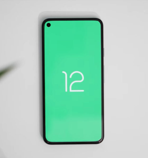 Android 12 developers preview caracteristicas
