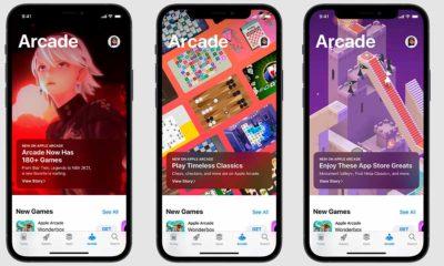 Apple Arcade amplia su catálogo con juegos clásicos de iOS