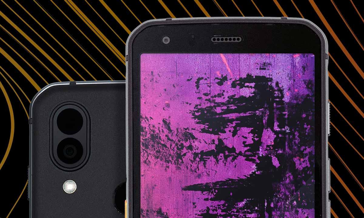 Cat S62 Pro: Caterpillar mejora su smartphone más resistente