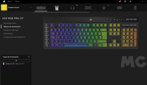 Corsair K55 RGB PRO XT, análisis: Distinción al alcance de todos los bolsillos 36