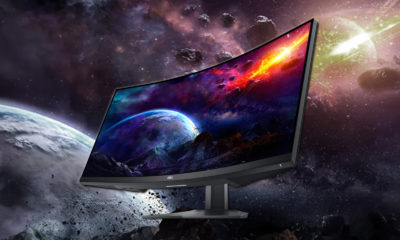 Dell Monitores Gaming Curvados