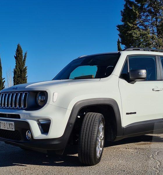 Jeep Renegade 4xe, lejanía 100