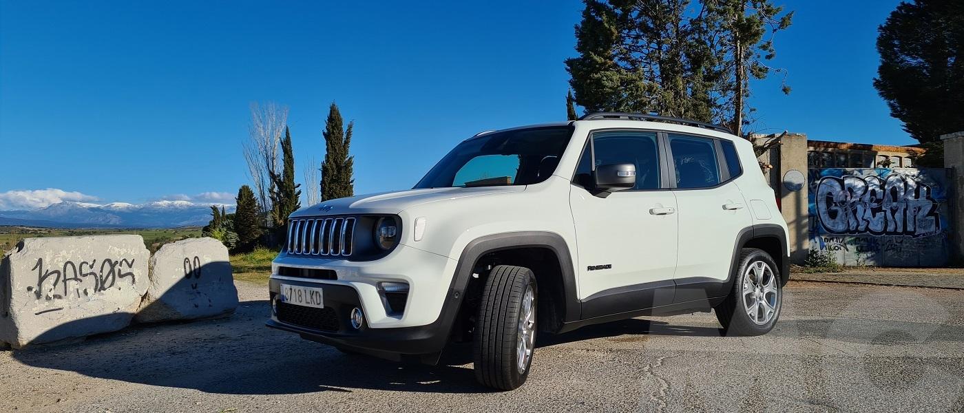 Jeep Renegade 4xe, lejanía 27