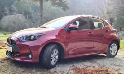 Toyota Yaris 2021, correspondencia 20